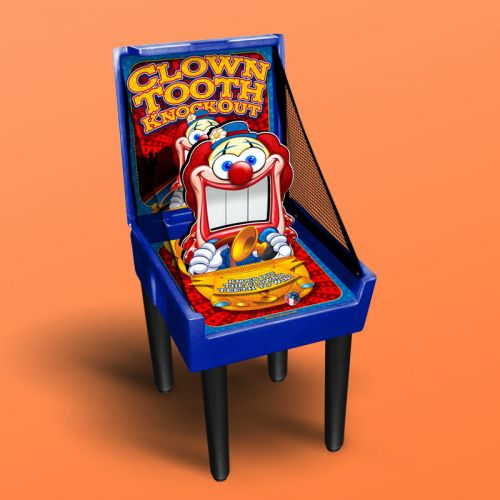 Clown Tooth Carnival Game