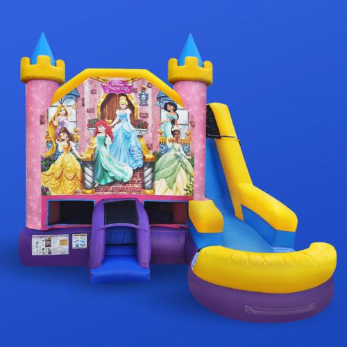 Disney Princess Waterslide