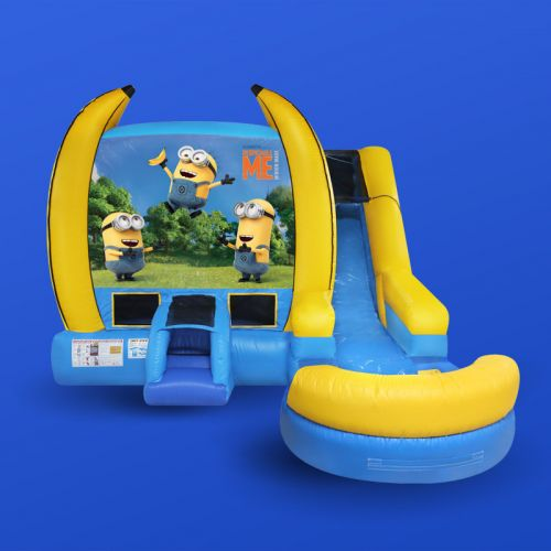Despicable Me Waterslide