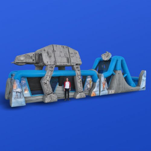 Star Wars 50' Obstacle Course