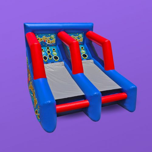 Inflatable Skee Ball Game